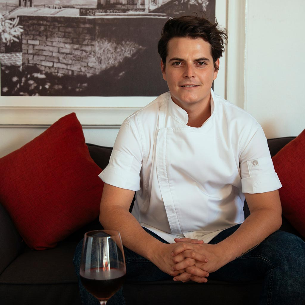 Chef Joel Ornelas - Tintoque